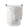 Stars toy Basket baby room decor