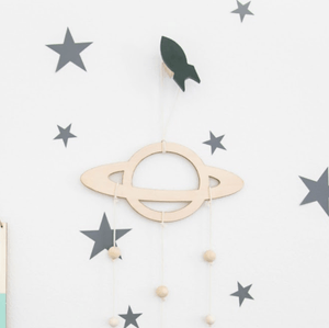 Rocket Ship Hook - Designooks- Decorating made easy