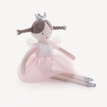 Load image into Gallery viewer, Ballet dancer doll - Designooks- Decorating made easy