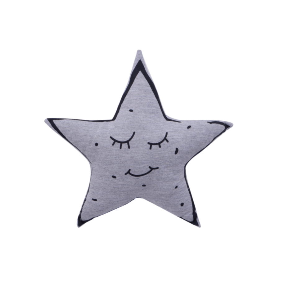 Star Pillow - Designooks- Decorating made easy