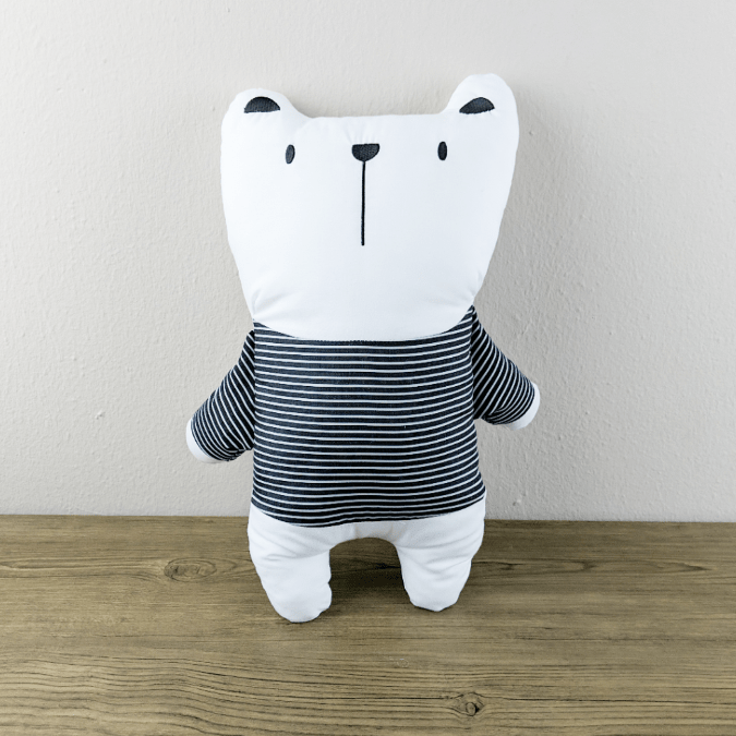 Bear Plush - Designooks- Decorating made easy