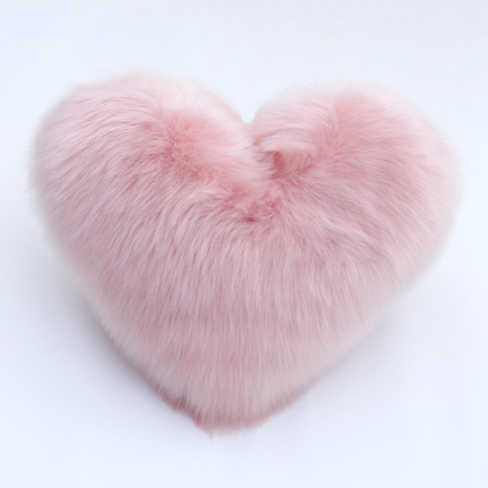 Heart Shaped Pillow Cover - Designooks- Decorating made easy