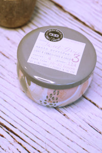 No. 33 Mini Candle Tin