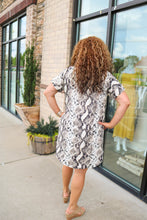 Walk on the Wild Side Dress