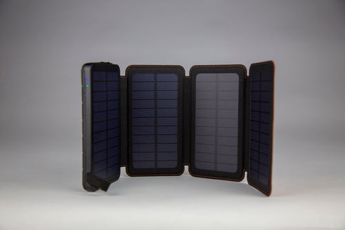 WANDERER - SOLAR POWER BANK