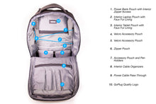Load image into Gallery viewer, GoPlug 37L Backpack