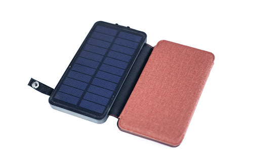 Wanderer - Solar Portable Charger 10000mAh