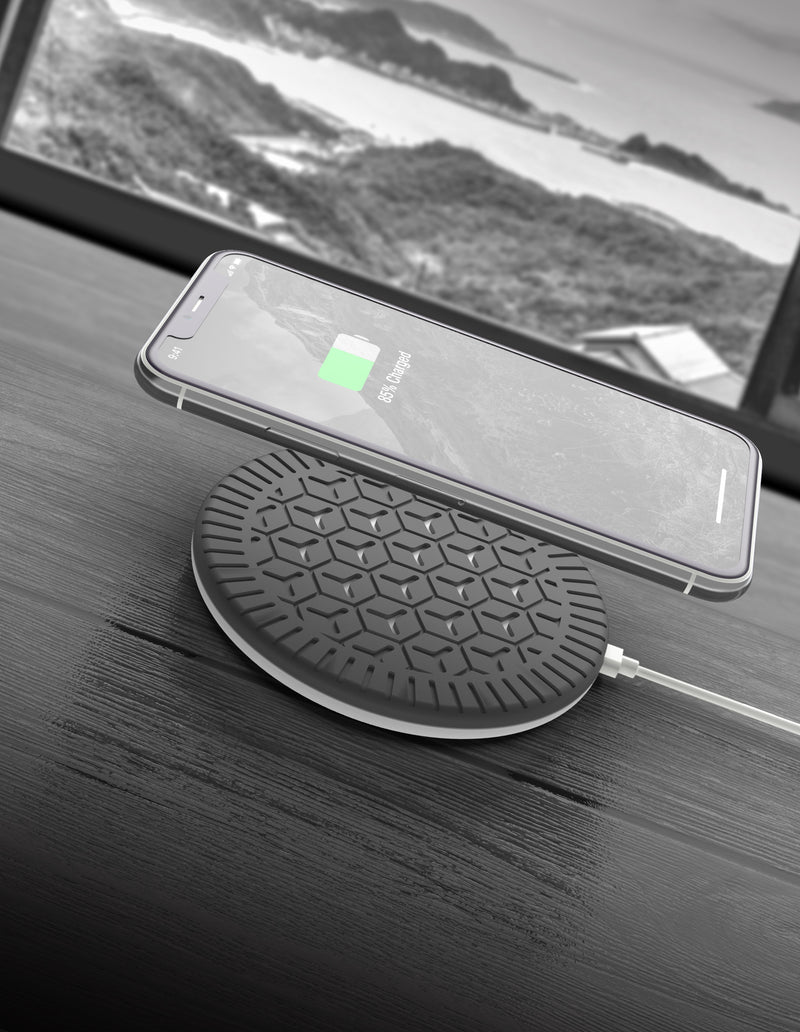 10W Rugged Wireless Charging Pad