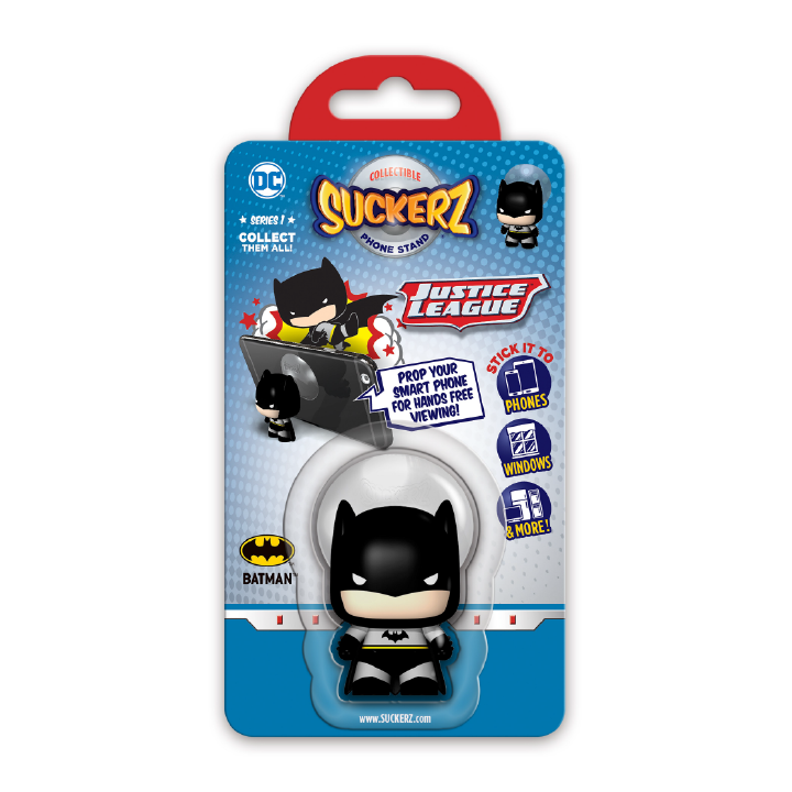 Justice League Batman Chibi Suckerz