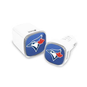 Toronto Blue Jays Car and Wall Chargers