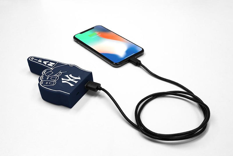 New York Yankees Fan Finger Powerbank - Prime Brands Group
