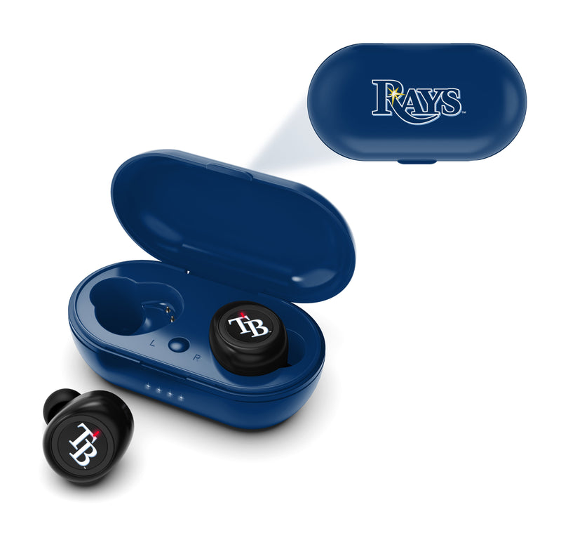 Tampa Bay Rays True Wireless Earbuds