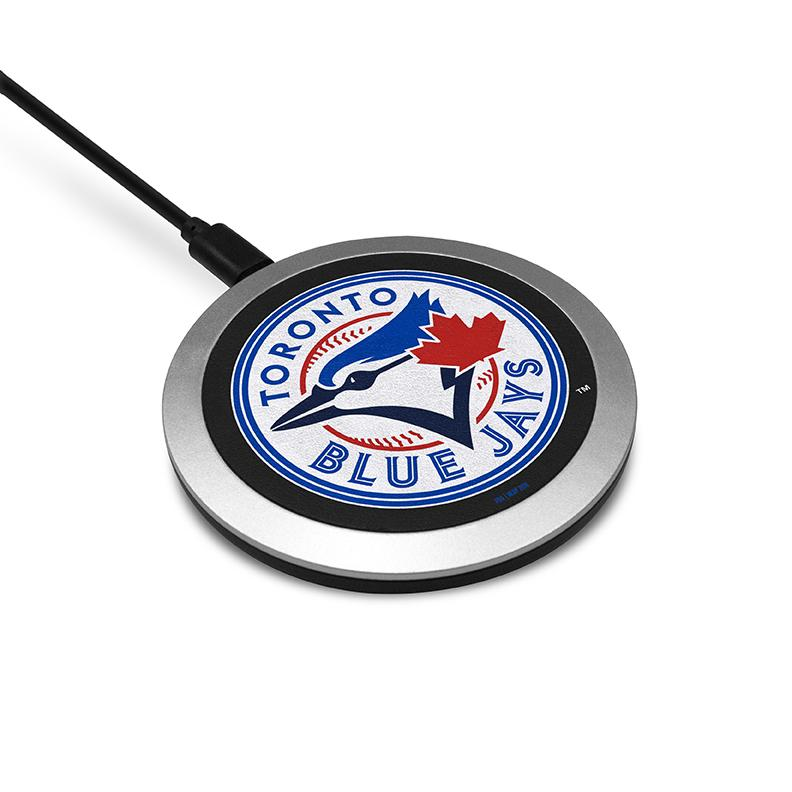 Toronto Blue Jays Wireless Charging Pad - Prime Brands Group