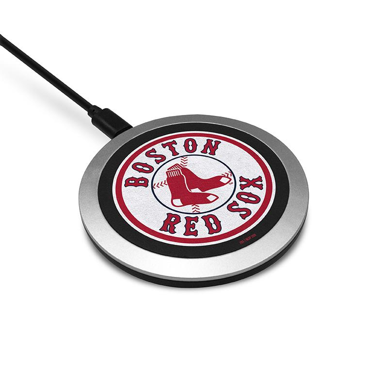 Boston Red Sox Wireless Charging Pad - Prime Brands Group
