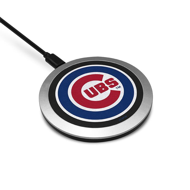 Chicago Cubs Wireless Charging Pad - Prime Brands Group