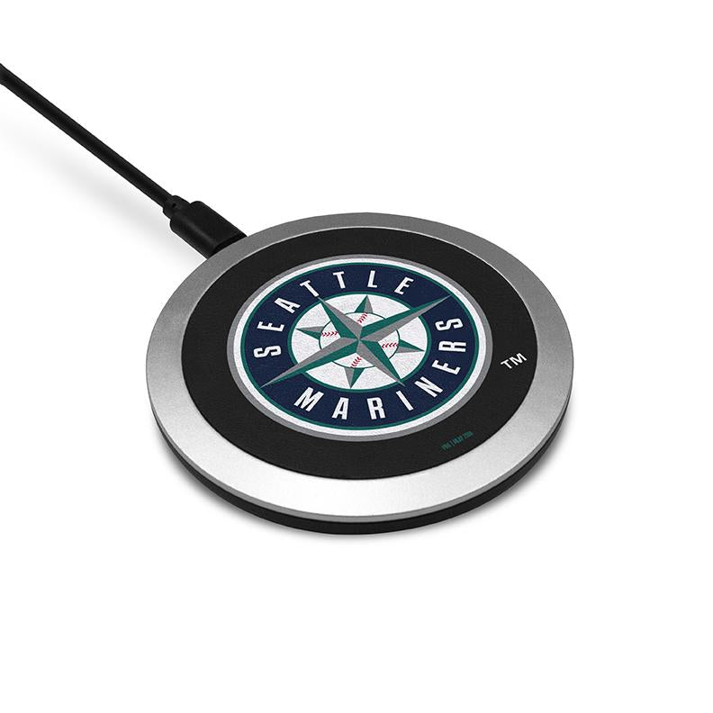 Seattle Mariners Wireless Charging Pad - Prime Brands Group