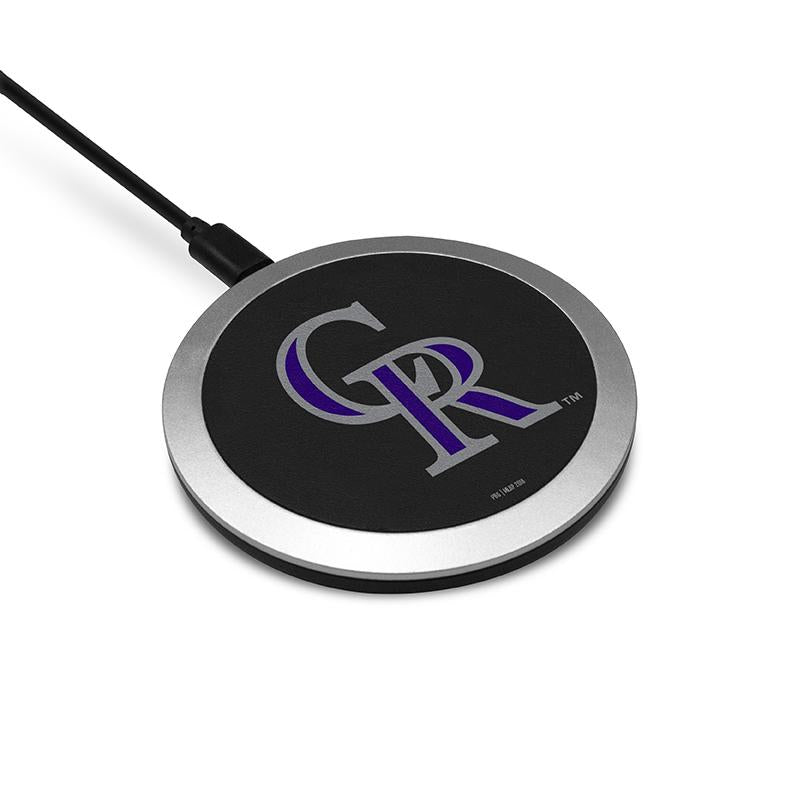 Colorado Rockies Wireless Charging Pad - Prime Brands Group