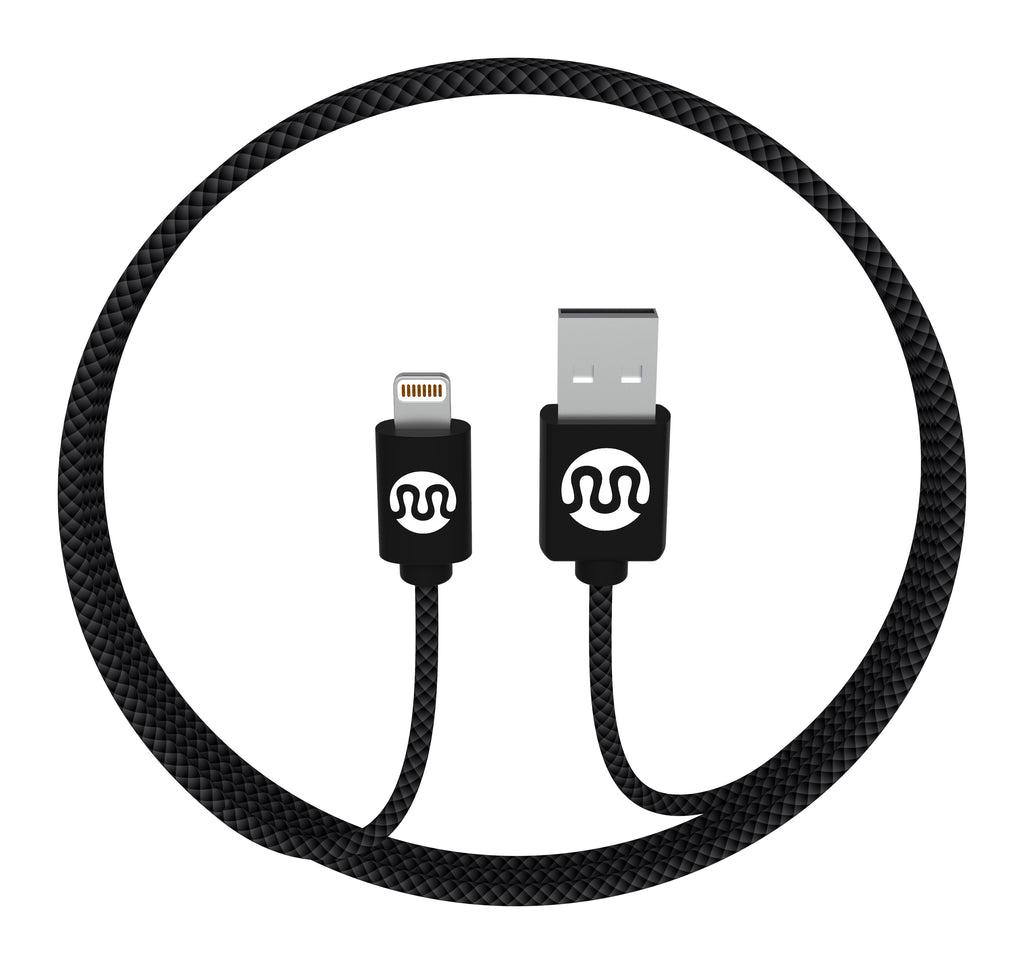4Ft. Braided USB Lightning Cable