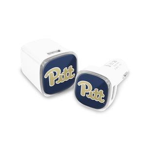 Pittsburgh Panthers Car and Wall Chargers