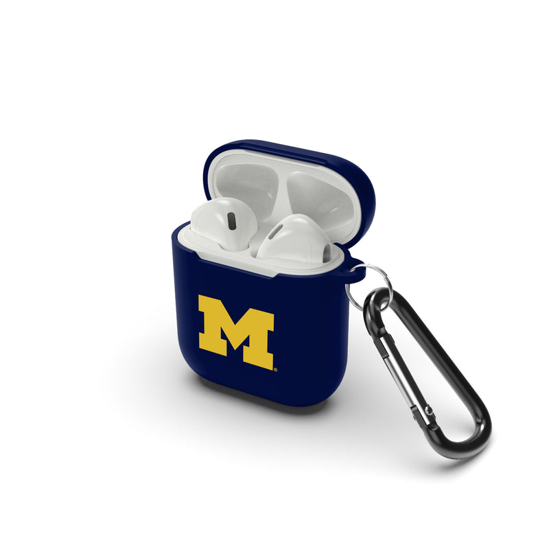 Michigan Wolverines Airpod Case
