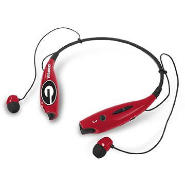 Georgia Bulldogs Bluetooth Earbuds - Prime Brands Group