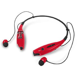 Texas Tech Red Raiders Bluetooth Earbuds - Prime Brands Group