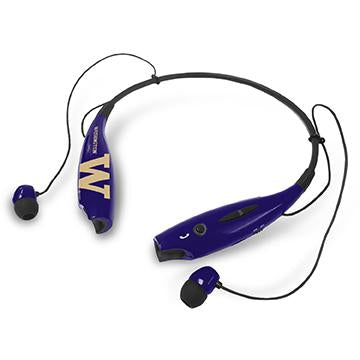 Washington Huskies Bluetooth Earbuds - Prime Brands Group