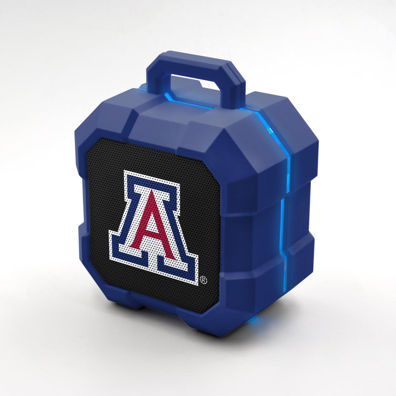 Arizona Wildcats ShockBox LED Speaker - Prime Brands Group