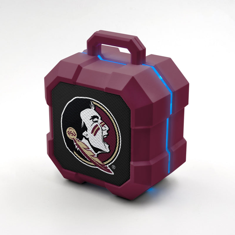 Michigan State Seminoles ShockBox LED Speaker - Prime Brands Group