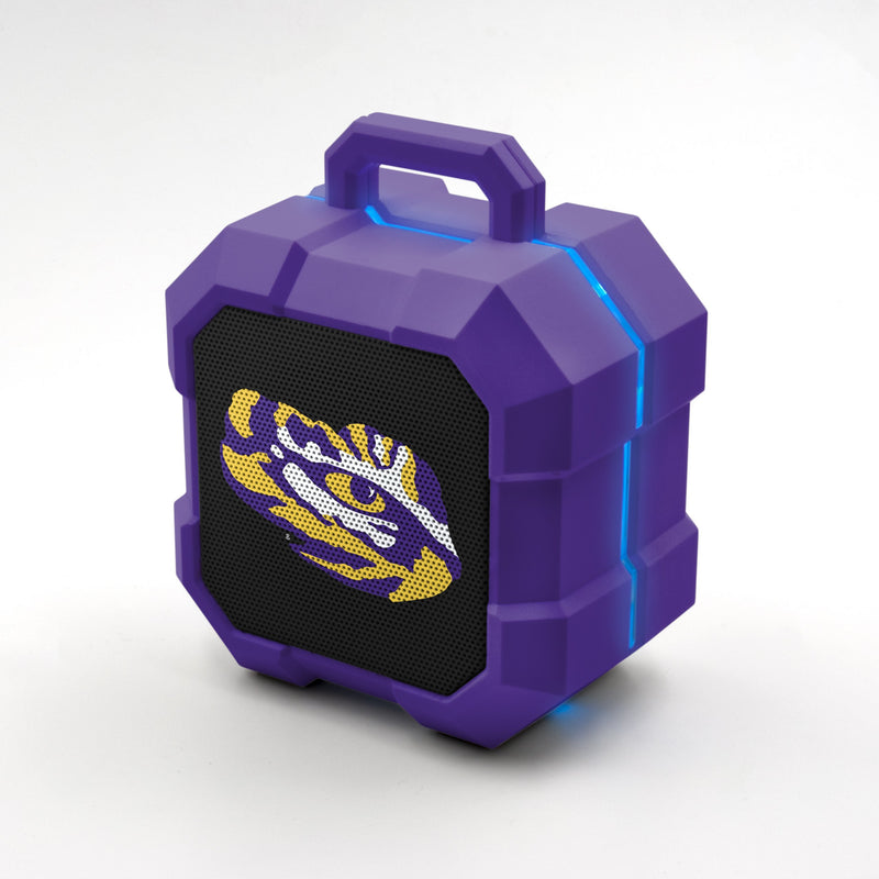 LSU Tigers ShockBox LED Speaker - Prime Brands Group