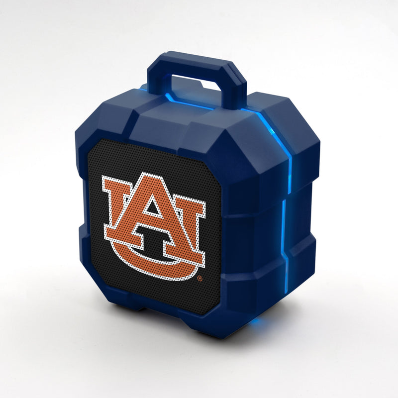 Auburn Tigers ShockBox LED Speaker - Prime Brands Group