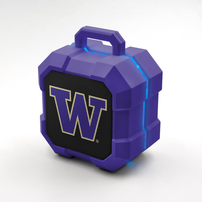Washington Huskies ShockBox LED Speaker - Prime Brands Group