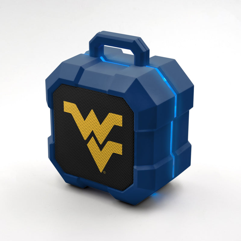 West Virginia mountaineers Speaker ShockBox - Prime Brands Group