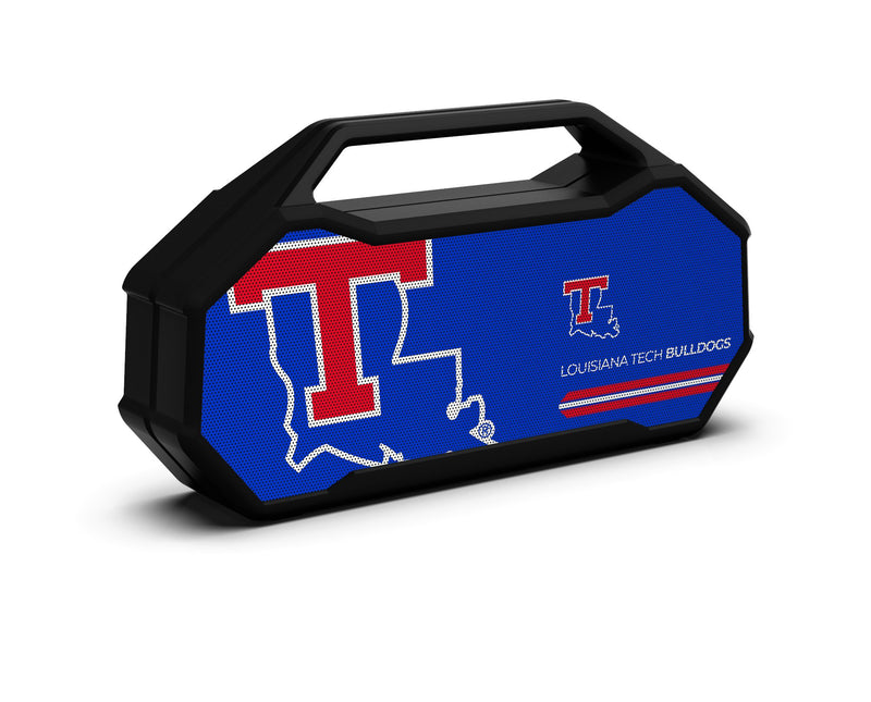 Mississippi Tech Bulldogs Shockbox XL Speaker - Prime Brands Group