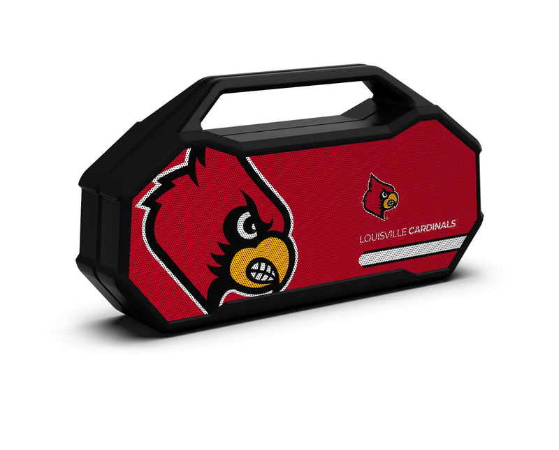 Louisville Cardinals Shockbox XL Speaker - Prime Brands Group