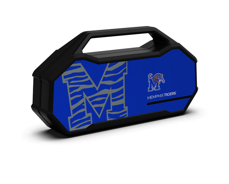 Memphis Tigers Shockbox XL Speaker - Prime Brands Group