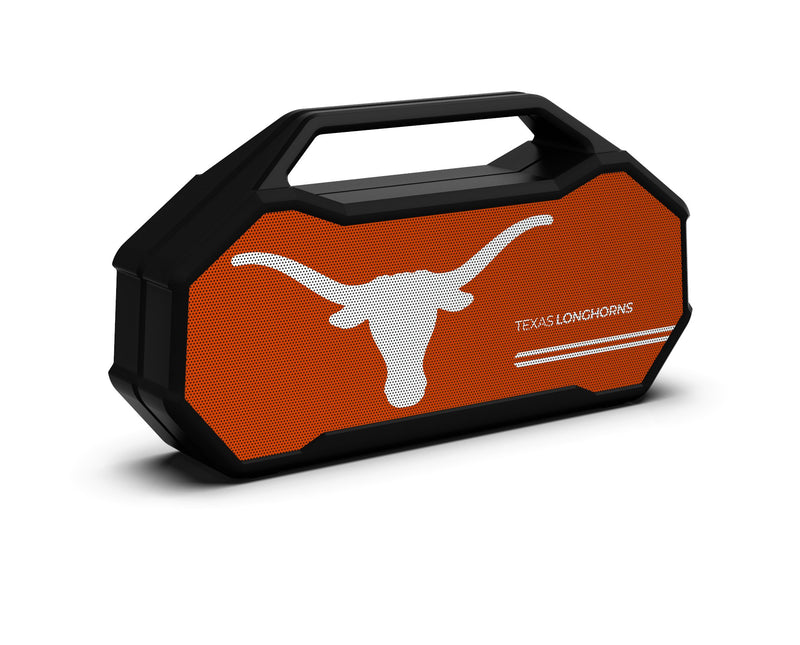 Texas Longhorns Shockbox XL Speaker - Prime Brands Group