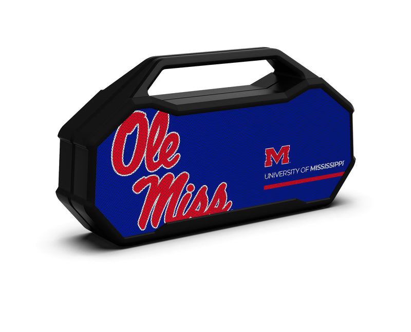 Ole Miss Rebels Shockbox XL Speaker - Prime Brands Group