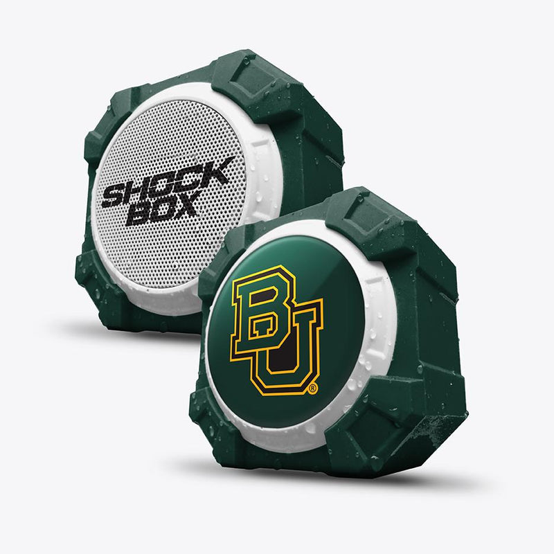Baylor Bears ShockBox Bluetooth Speaker - Prime Brands Group