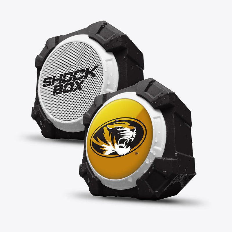Missouri Tigers ShockBox Bluetooth Speaker - Prime Brands Group