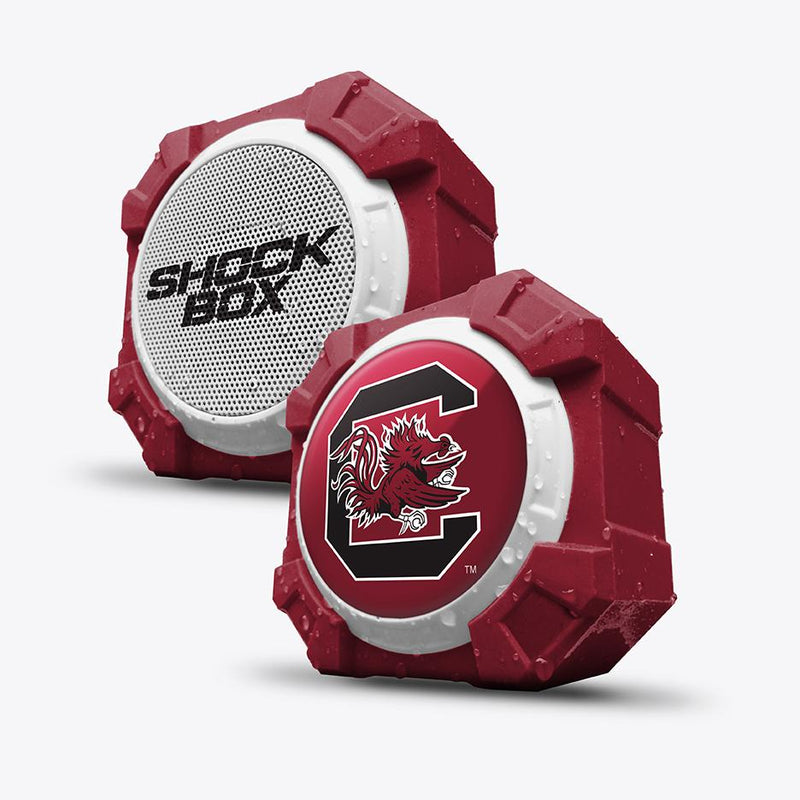 South Carolina Gamecocks ShockBox Bluetooth Speaker - Prime Brands Group