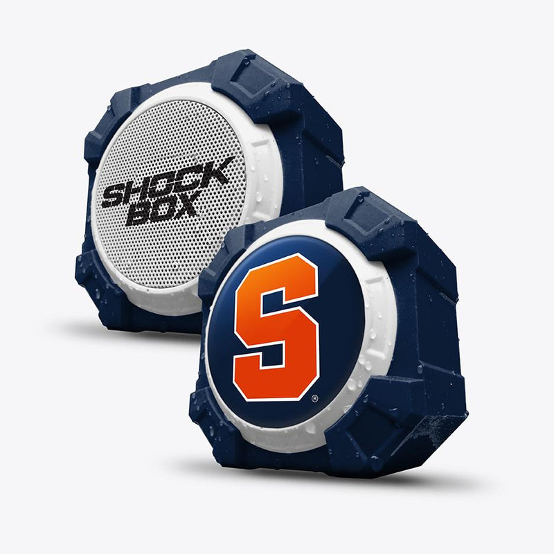 Syracuse Orangemen ShockBox Bluetooth Speaker - Prime Brands Group