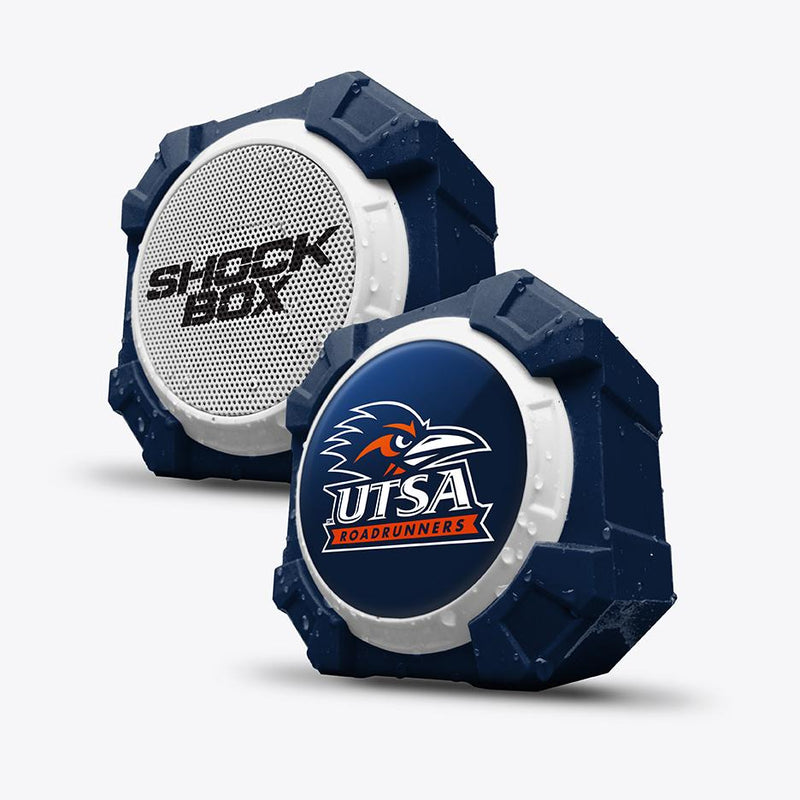 UTSA Roadrunners ShockBox Bluetooth Speaker - Prime Brands Group