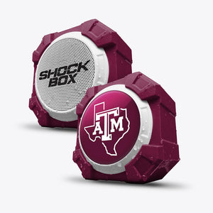 Texas A&M ShockBox Bluetooth Speaker - Prime Brands Group