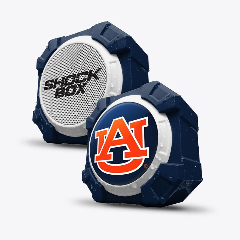 Auburn Tigers ShockBox Bluetooth Speaker - Prime Brands Group