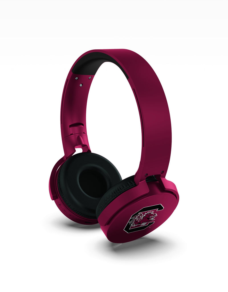 south carolina gamecocks Wireless DJ Headphones - Prime Brands Group