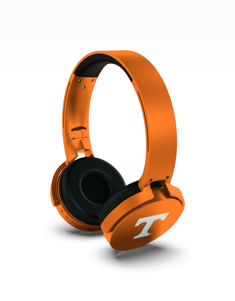 Tennessee Volunteers Wireless DJ Headphones - Prime Brands Group