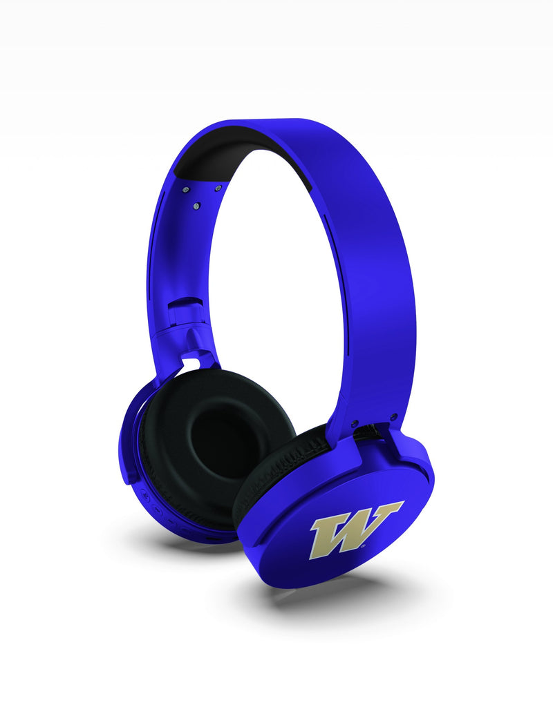 Washington Huskies Wireless DJ Headphones - Prime Brands Group
