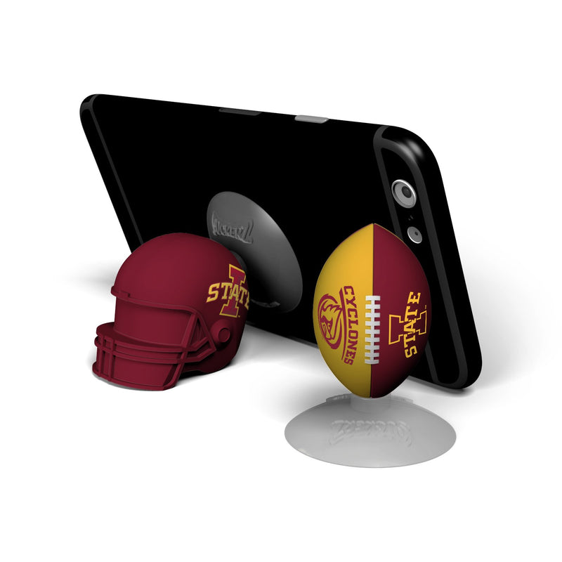 Iowa State Cyclones  SUCKERZ Football/Helmet 2 Pack - Prime Brands Group