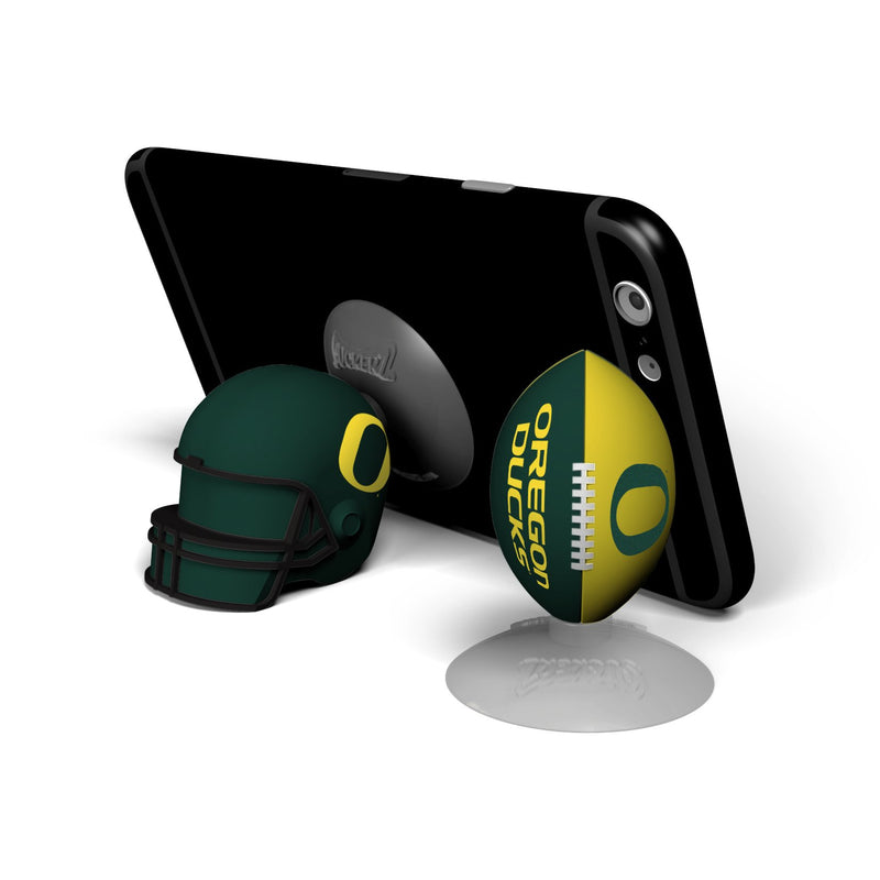 Oregon Ducks  SUCKERZ Football/Helmet 2 Pack - Prime Brands Group